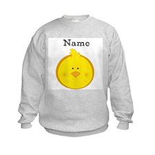 Personalized Chick Sweatshirt