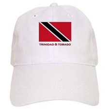 Flag of Trinidad & Tobago Baseball Cap