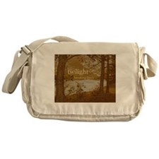 Twilight Breaking Dawn Messenger Bag