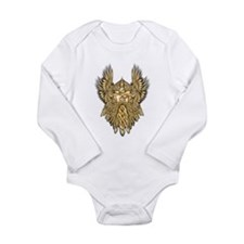 Odin - God of War Long Sleeve Infant Bodysuit