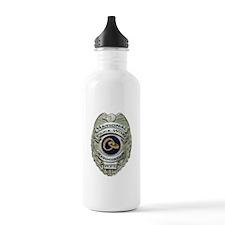 2011 NPWA Logo Water Bottle