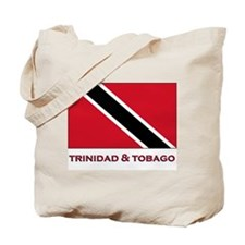 Trinidad & Tobago Flag Stuff Tote Bag