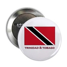 Trinidad & Tobago Flag Stuff Button