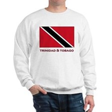Trinidad & Tobago Flag Stuff Sweatshirt