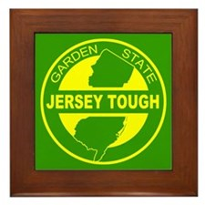 New jersey Strong Framed Tile