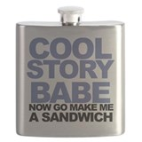 Cool story babe Flask