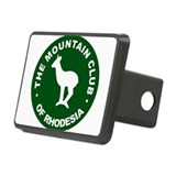 Rhodesian Mountain Club green Rectangular Hitch Co