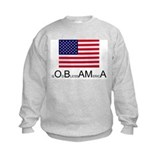 America blesses Obama Sweatshirt