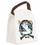 duck hunter 1 Canvas Lunch Bag