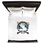 duck hunter 1 King Duvet