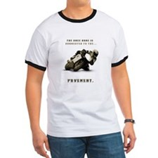 Cute Motorcycle racing T