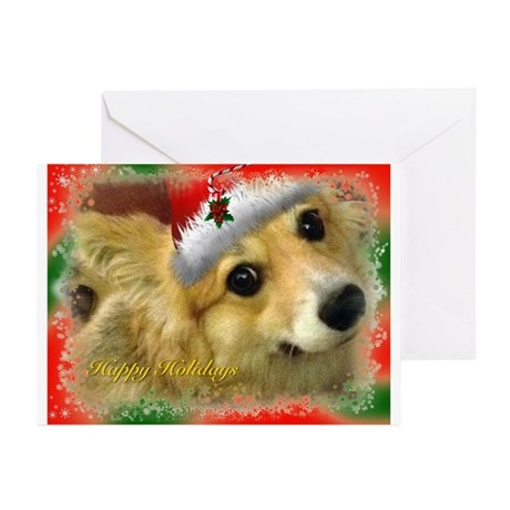 I Support Rescue Greeting Cards (Pk of 10)