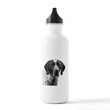 German Shorthaired Pointer Water Bottle