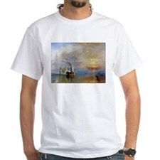 William Turner The Fighting Temeraire Shirt