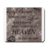 heaven Mousepad
