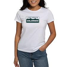 CO - Colorado Tee