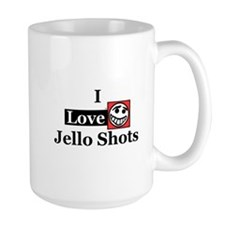 I Love Jello Shots Mug