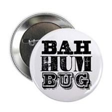 "Bah Humbug 2.25"" Button (10 pack)"