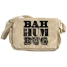 Bah Humbug Messenger Bag