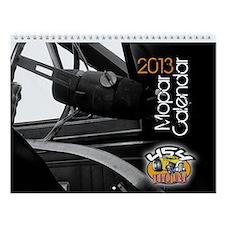 2013 Mopar Wall Calendar