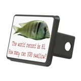 2-youswallow01.png Rectangular Hitch Cover