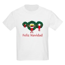 Colombia Christmas 2 T-Shirt