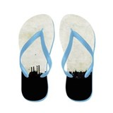 Urban City Flip Flops