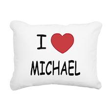 MICHAEL.png Rectangular Canvas Pillow