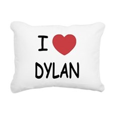 DYLAN.png Rectangular Canvas Pillow