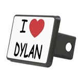 DYLAN.png Rectangular Hitch Cover
