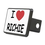 I heart RICHIE Rectangular Hitch Cover