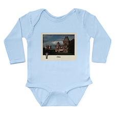 Olana Frederick Church Long Sleeve Infant Bodysuit