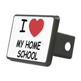 MYHOMESCHOOL.png Rectangular Hitch Cover