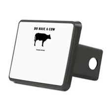Do Have A Cow Hitch Cover