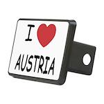 AUSTRIA.png Rectangular Hitch Cover