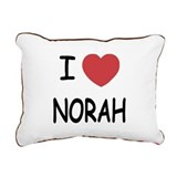 NORAH.png Rectangular Canvas Pillow