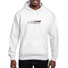Sinking Titanic Hoodie