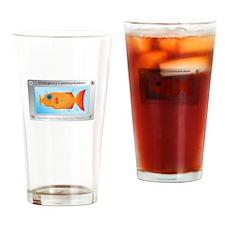 Babel Inc Drinking Glass