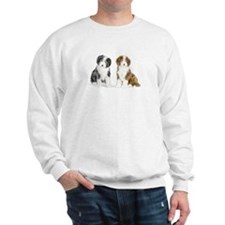 Unique Bearded collie Sweatshirt