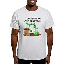 Chief Bean Counter T-Shirt