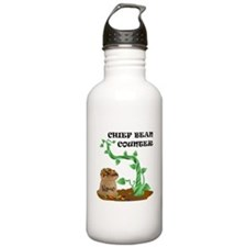Chief Bean Counter Water Bottle