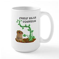 Chief Bean Counter Mug