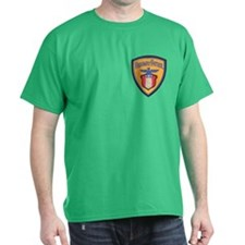 Highway Patrol Black T-Shirt