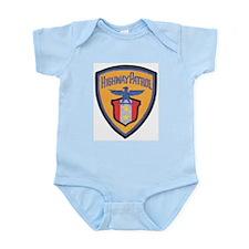Highway Patrol Infant Creeper