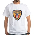 Highway Patrol White T-Shirt