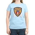 Highway Patrol Women's Pink T-Shirt