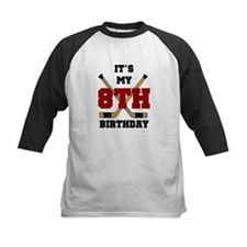 Hockey 8th Birthday Tee