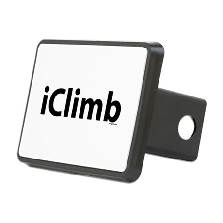 iClimb Rectangular Hitch Cover