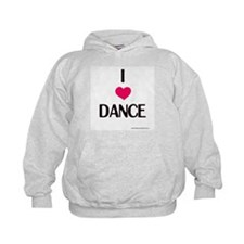 I HEART DANCE Hoodie
