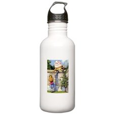 Alice and Humpty Dumpty Water Bottle